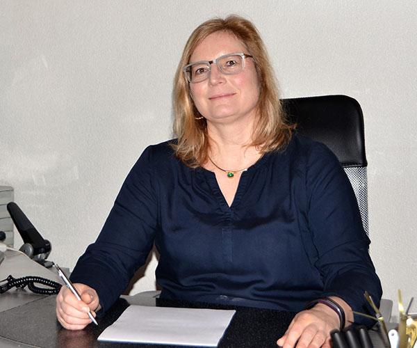 Fachanwältin für Familienrecht Annik Bischof